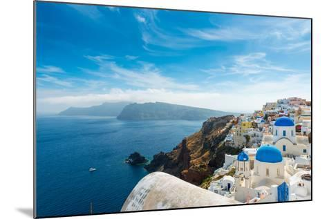 Santorini,Greece-Pavel Timofeev-Mounted Photographic Print