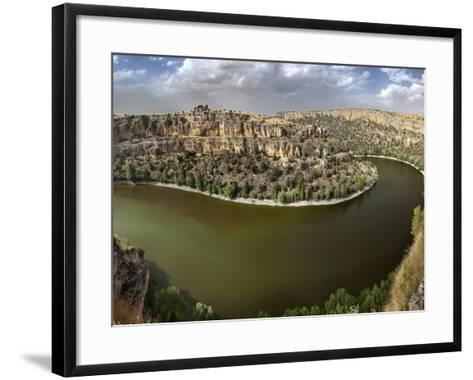 Hoces Del Duraton. Segovia.- Argonautis-Framed Art Print