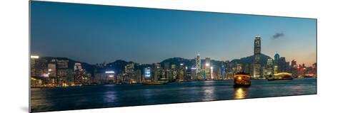 Hong Kong-Frank Gerstner-Mounted Photographic Print