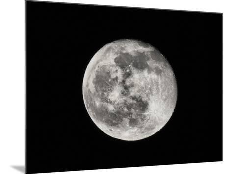 Full Moon HDR-Claudio Divizia-Mounted Photographic Print