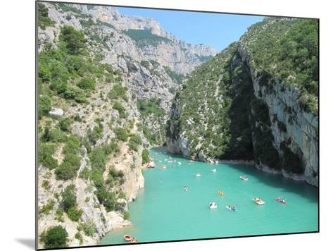 Verdon Schlucht- emotionpictures-Mounted Photographic Print