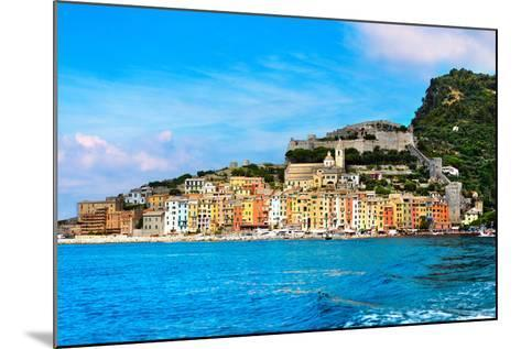 Portovenere - Liguria Italy-Alberto Masnovo-Mounted Photographic Print