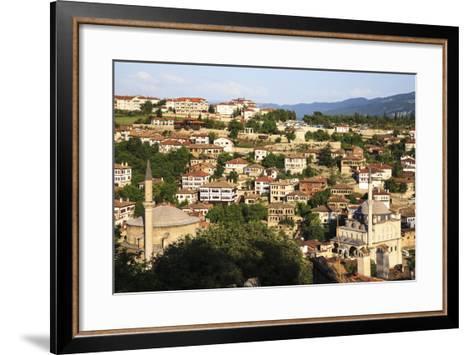 Old Ottoman Houses in Safranbolu, Karabuk, Turkey- Gunerkaya-Framed Art Print