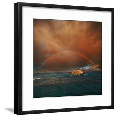 Hawaii-Galyna Andrushko-Framed Art Print
