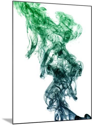 Colored Smoke-Alekss-Mounted Photographic Print