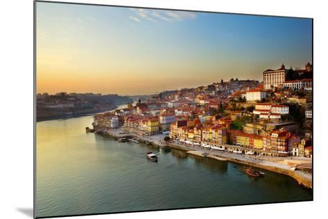 Porto, Portugal-neirfy-Mounted Photographic Print