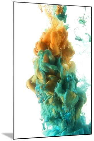 Color Drop-sanjanjam-Mounted Photographic Print