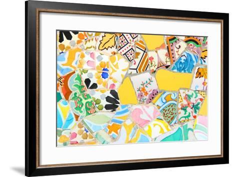 Barcelona Art-Tupungato-Framed Art Print