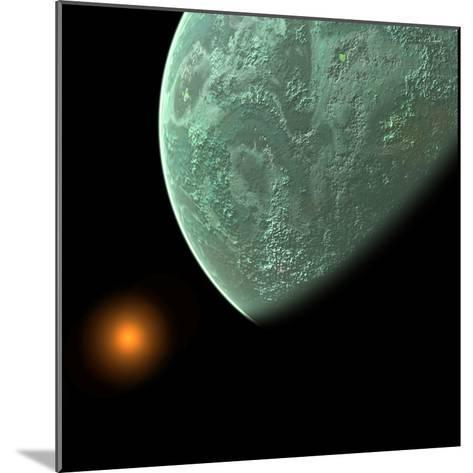 Planet- Dave-Mounted Photographic Print