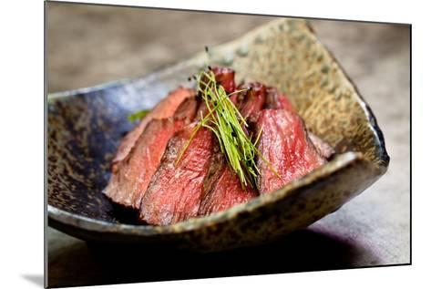 Japanese Beef-EvanTravels-Mounted Photographic Print