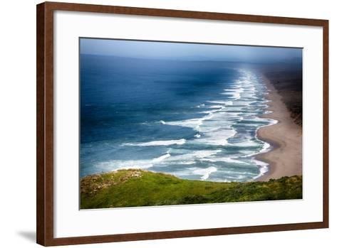 Point Reyes Seashore-garytog-Framed Art Print