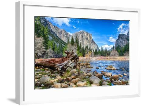 El Capitan-garytog-Framed Art Print