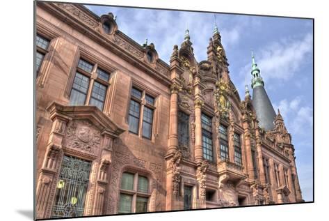 Heidelberg University, Germany-Jan Kranendonk-Mounted Photographic Print