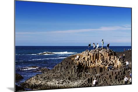 The Famous Giant's Causeway of Northern Ireland-Bartkowski-Mounted Photographic Print