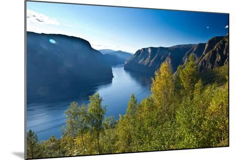 Norway - Fjord Region-berzina-Mounted Photographic Print