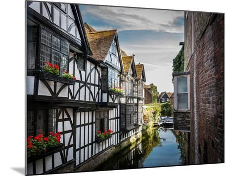Canterbury River-LevT-Mounted Photographic Print