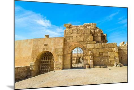 Roman Ruins of Palmyra, Syria. UNESCO World Heritage-siempreverde22-Mounted Photographic Print