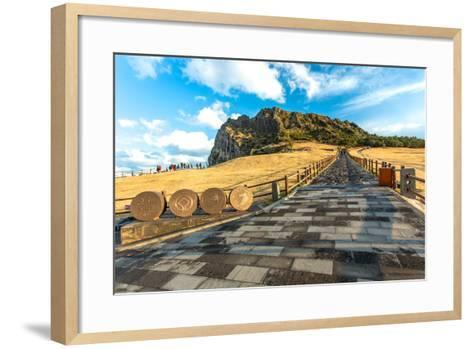SONGSAN ILCHULBONG-orpheus26-Framed Art Print