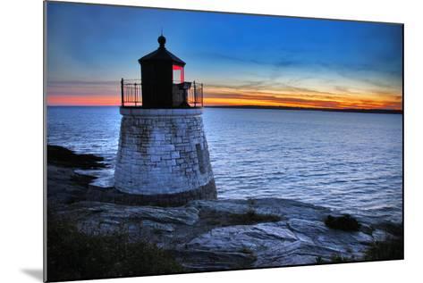 Lighthouse-Stuart Monk-Mounted Photographic Print