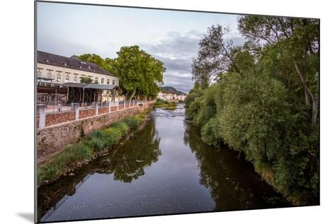 Die Nahe Am Bad Kreuznacher Kurhaus- parallel_dream-Mounted Photographic Print