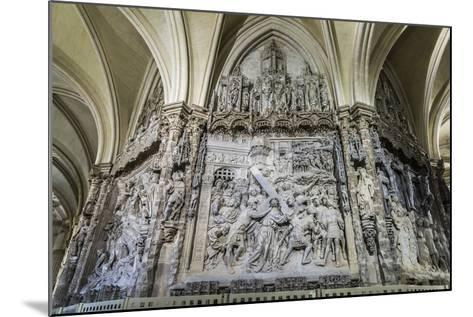 Burgos Catedral- jjmillan-Mounted Photographic Print