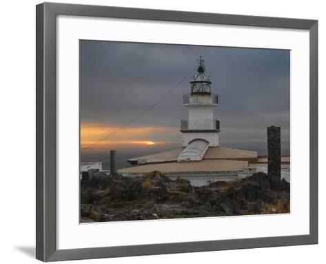 Fro Del Cap De Creus- taber195-Framed Art Print