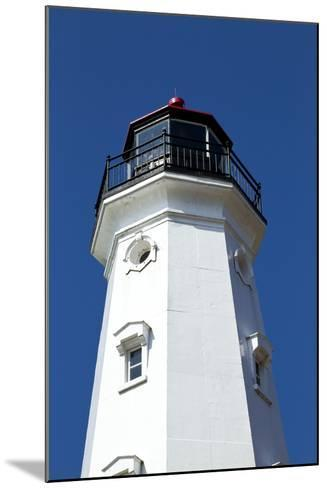 North Point Lighthouse-johnsroad7-Mounted Photographic Print