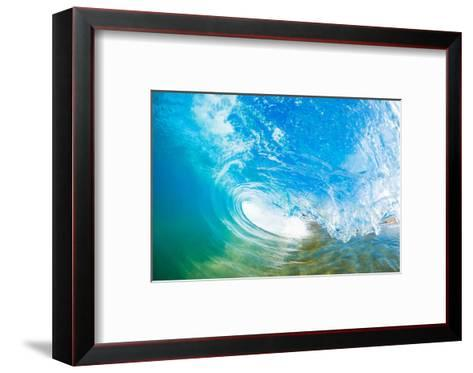 Ocean Wave-EpicStockMedia-Framed Art Print