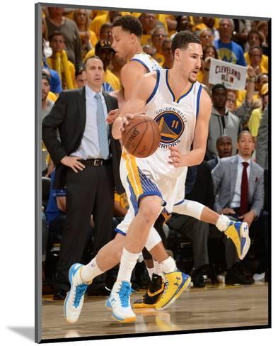 2015 NBA Finals - Game One-Noah Graham-Mounted Photo