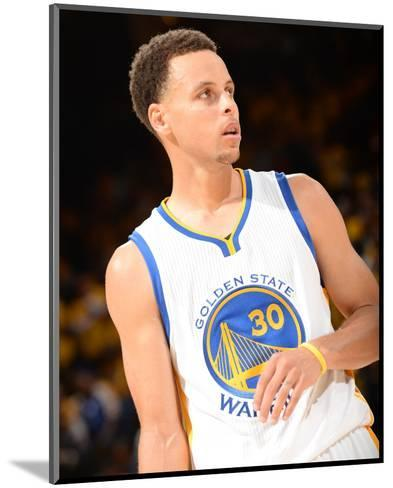 2015 NBA Finals - Game One-Noah Graham-Mounted Photo