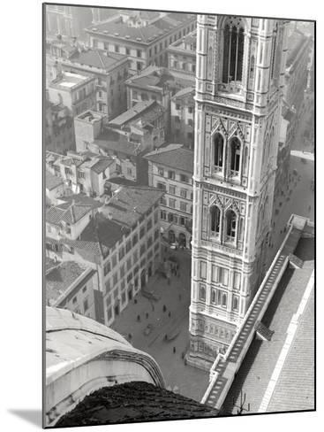 Giotto's Belltower in Florence-Vincenzo Balocchi-Mounted Photographic Print