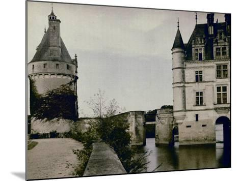 Detail of Chenonceau Castle-Henrie Chouanard-Mounted Photographic Print