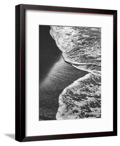 Beach-A^ Villani-Framed Art Print