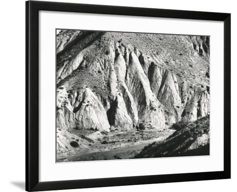 Toward Almeria, Spain 1963-Vincenzo Balocchi-Framed Art Print