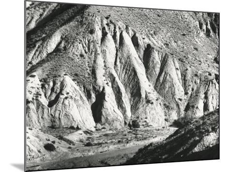Toward Almeria, Spain 1963-Vincenzo Balocchi-Mounted Photographic Print