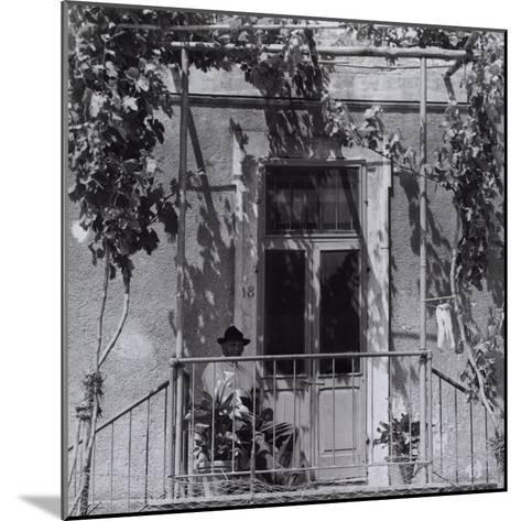 The Balcony-Vincenzo Balocchi-Mounted Photographic Print