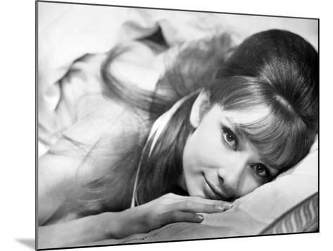 """Audrey Hepburn. """"Together In Paris"""" 1964, """"Paris-when It Sizzles"""" Directed by Richard Quine--Mounted Photographic Print"""
