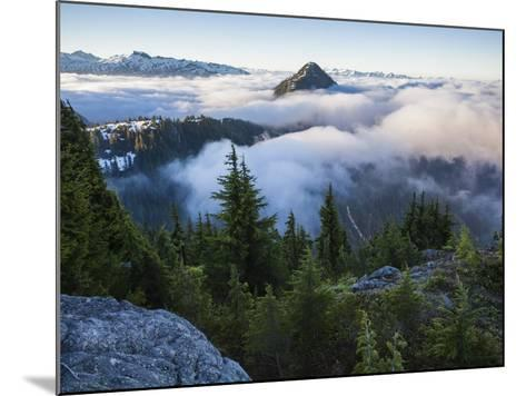 North Cascades National Park, Washington-Ethan Welty-Mounted Photographic Print