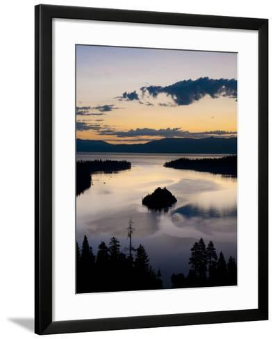 South Lake Tahoe, Nevada-Brad Beck-Framed Art Print