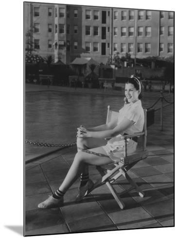 Rita Hayworth, 1935--Mounted Photographic Print