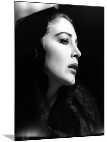 "Ava Gardner. ""The Naked Maja"" 1958, Directed by Henry Koster--Mounted Photographic Print"