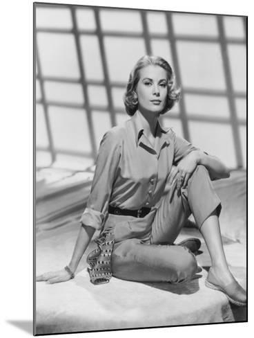 Grace Kelly--Mounted Photographic Print