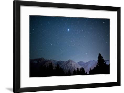 A Star-Studded Sky-Alessandro Della Bella-Framed Art Print