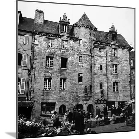 The Palace of Landerneau-Pietro Ronchetti-Mounted Photographic Print