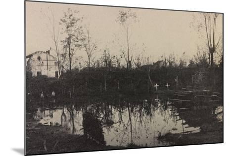 Visions of War 1915-1918: Island Fagarè-Vincenzo Aragozzini-Mounted Photographic Print