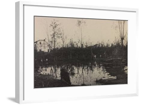 Visions of War 1915-1918: Island Fagarè-Vincenzo Aragozzini-Framed Art Print