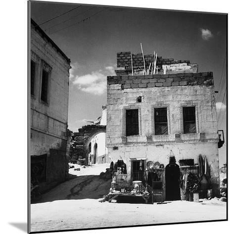 An Antique Store Along the Streets of Velisar in Turkey-Pietro Ronchetti-Mounted Photographic Print
