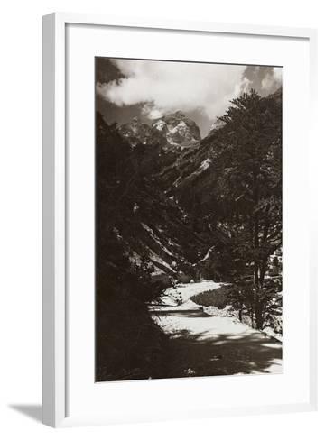 Janolih Mount--Framed Art Print