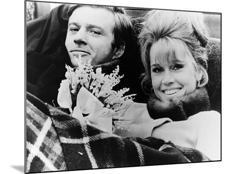 Barefoot in the Park, 1967--Mounted Photographic Print