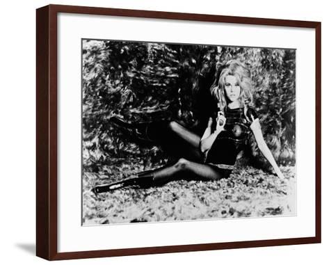 Barbarella, 1968--Framed Art Print